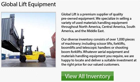 Mitsubishi Outdoor Forklifts